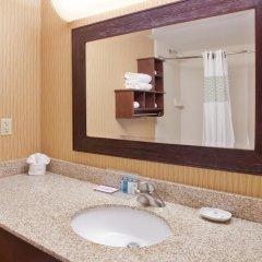 Отель Hampton Inn Gateway Arch Downtown 3* Стандартный номер с различными типами кроватей фото 5