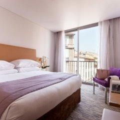 Radisson Blu 1835 Hotel & Thalasso, Cannes 5* Улучшенный номер с различными типами кроватей фото 2