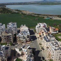 Отель Pasianna Hotel Apartments Кипр, Ларнака - 6 отзывов об отеле, цены и фото номеров - забронировать отель Pasianna Hotel Apartments онлайн спортивное сооружение