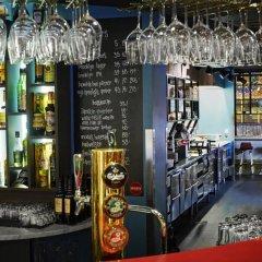 Hotel C Stockholm гостиничный бар