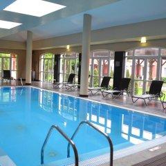 Отель Enotel Golf Santo Da Serra Машику бассейн