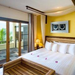 Отель Andaman White Beach Resort 4* Люкс с различными типами кроватей фото 7