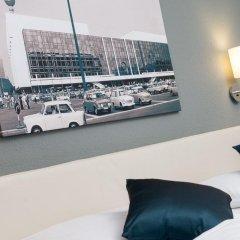 City Hotel Berlin East 4* Стандартный номер с двуспальной кроватью фото 2
