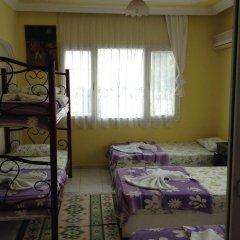 Nur Pension Стандартный семейный номер с двуспальной кроватью