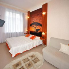 Гостиница Ананас Стандартный номер разные типы кроватей фото 6