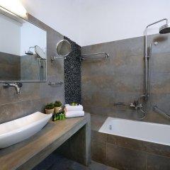 Deliades Hotel ванная