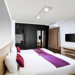 Отель The Step Sathon 3* Улучшенный номер