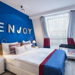 Отель Estilo Fashion 4* Улучшенный номер фото 2