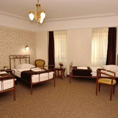 Отель Boutique Villa Mtiebi 4* Стандартный номер с различными типами кроватей фото 17