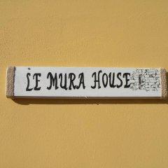 Отель Le Mura House Сиракуза фитнесс-зал