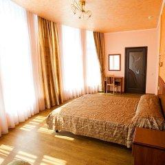 Гостевой Дом Юнона Семейный люкс с двуспальной кроватью фото 6