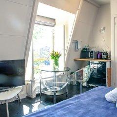 Отель Zwanestein Canal House Нидерланды, Амстердам - отзывы, цены и фото номеров - забронировать отель Zwanestein Canal House онлайн комната для гостей фото 2