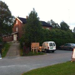 Отель Solheim Pensjonat Норвегия, Рерос - отзывы, цены и фото номеров - забронировать отель Solheim Pensjonat онлайн парковка