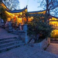 Zen Garden Hotel Lion Hill Yard парковка