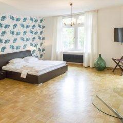 Отель Pension furDich Стандартный номер с различными типами кроватей фото 3