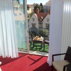 Отель Carlton 3* Улучшенный номер с различными типами кроватей фото 5