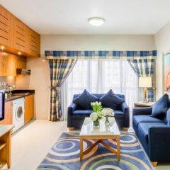 Golden Sands Hotel Apartments 3* Студия с различными типами кроватей фото 6