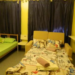 Отель Жилые помещения БританиЯ Уфа комната для гостей