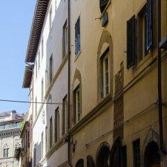 Отель Purgatorio Suite вид на фасад