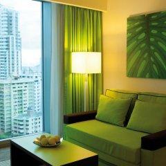 Отель RIU Plaza Panama 4* Номер Делюкс с различными типами кроватей фото 4