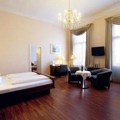 Hotel Deutsches Haus 3* Улучшенный номер с двуспальной кроватью фото 2
