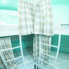 Хостел GOROD Патриаршие Кровать в общем номере с двухъярусной кроватью фото 11