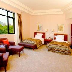 Hengshan Picardie Hotel 4* Улучшенный номер с 2 отдельными кроватями