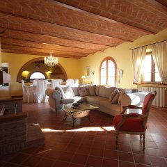 Отель Villa Poggio al Vento Италия, Гуардисталло - отзывы, цены и фото номеров - забронировать отель Villa Poggio al Vento онлайн комната для гостей фото 4