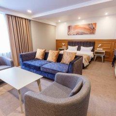 Бутик-отель Хабаровск Сити Люкс с двуспальной кроватью фото 8