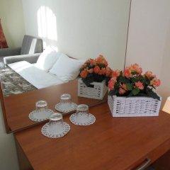 Гостиница Ганза Номер Комфорт с различными типами кроватей фото 2