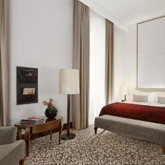 Отель The Ritz Carlton Vienna 5* Стандартный номер фото 6