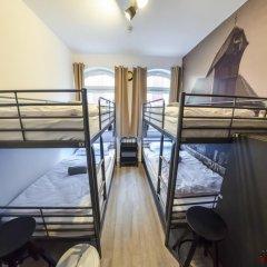 Elewator Gdansk Hostel Стандартный номер с различными типами кроватей фото 5