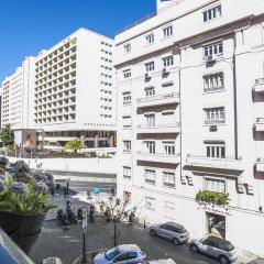Отель Delightful Lisbon City Apartment Португалия, Лиссабон - отзывы, цены и фото номеров - забронировать отель Delightful Lisbon City Apartment онлайн балкон