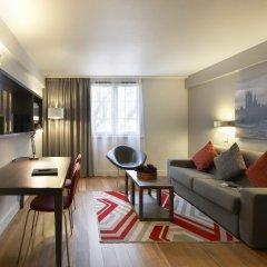 Отель Citadines Trafalgar Square London 3* Апартаменты с 2 отдельными кроватями фото 2