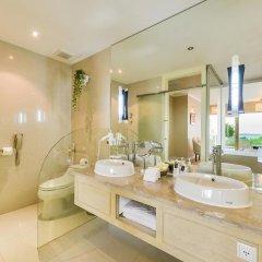 Sea Links Beach Hotel 5* Улучшенный номер с различными типами кроватей фото 7