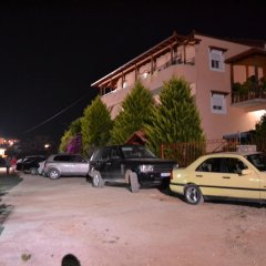 Hotel Moscopole парковка