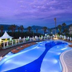 Casa De Maris Spa & Resort Hotel - All Inclusive Мармарис бассейн фото 2