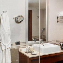 Гостиница DoubleTree by Hilton Novosibirsk 4* Студия разные типы кроватей фото 5