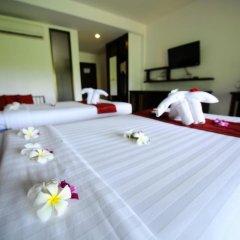 Отель Railay Princess Resort & Spa 3* Улучшенный номер с различными типами кроватей фото 21