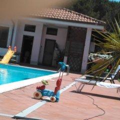 Отель B&B Villa Giovanni Италия, Казаль Палоччо - отзывы, цены и фото номеров - забронировать отель B&B Villa Giovanni онлайн бассейн