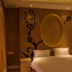 Отель Minnan Shiguang Yinxiang Theme Inn Китай, Сямынь - отзывы, цены и фото номеров - забронировать отель Minnan Shiguang Yinxiang Theme Inn онлайн сейф в номере