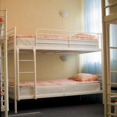 Хостел Кукуруза Кровать в общем номере двухъярусные кровати фото 14