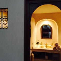 Отель Riad Marhaba Марокко, Рабат - отзывы, цены и фото номеров - забронировать отель Riad Marhaba онлайн ванная фото 2