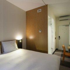 Отель easyHotel Brussels City Centre 3* Стандартный номер с различными типами кроватей фото 2
