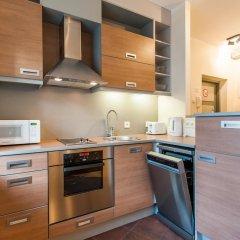 Апарт-отель Delta 5* Апартаменты с различными типами кроватей фото 8
