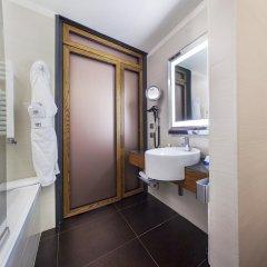 Отель NH Milano Touring 4* Люкс разные типы кроватей фото 11