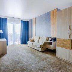 Курортный отель Санмаринн All Inclusive 4* Стандартный номер с двуспальной кроватью фото 10