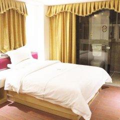 Отель Fangjie Yindu Inn 3* Стандартный номер с различными типами кроватей фото 2