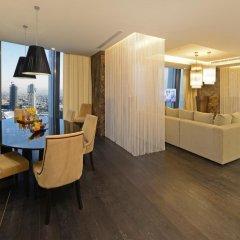Отель Amman Rotana 5* Люкс с различными типами кроватей фото 3