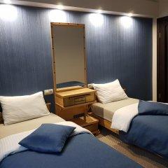 Гостиница Стригино Стандартный семейный номер разные типы кроватей фото 6